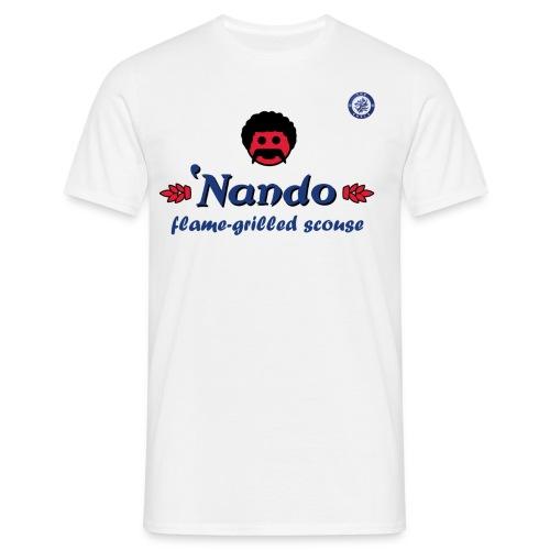 nandosblue - Men's T-Shirt