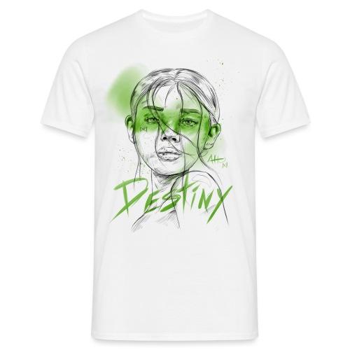 Destiny Green - T-shirt Homme
