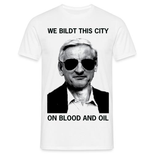 We Bildt This City - T-shirt herr