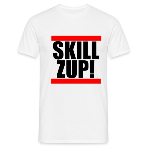 skillzup! - Männer T-Shirt