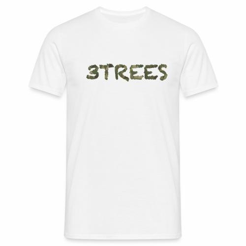 3TREES CAMO - Männer T-Shirt