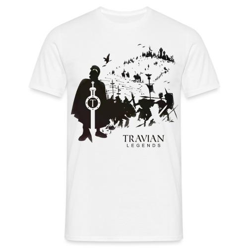 travian_legends_scene_b - Männer T-Shirt