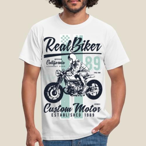 Real Biker - T-shirt Homme
