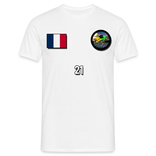 T-shirt / OneShot Team ClemZz 21 - T-shirt Homme