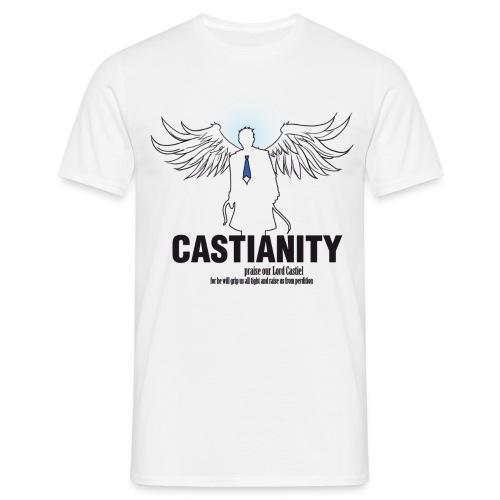 Castianity light - Men's T-Shirt