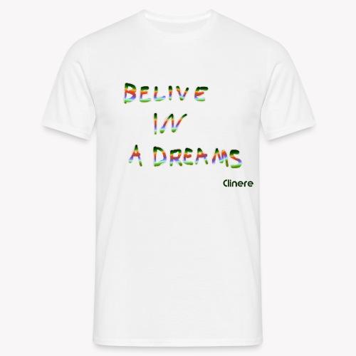 Clinere Belive - Koszulka męska