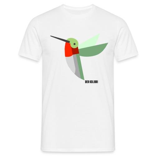 KOLIBRI CLASSIC - Männer T-Shirt