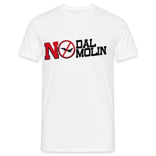 No Dal Molin - Maglietta da uomo
