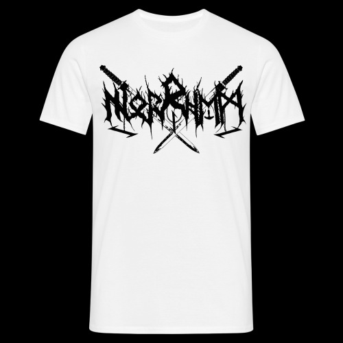 Norrhem logo - Miesten t-paita