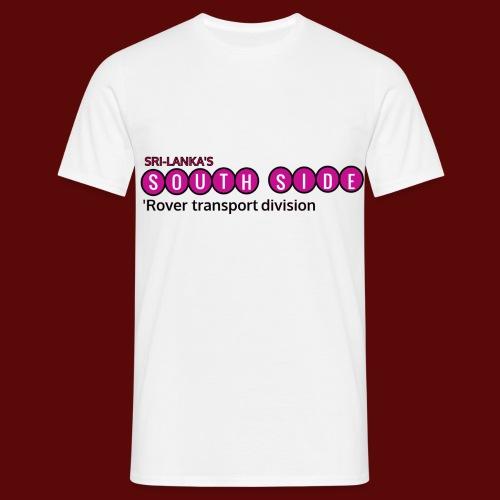SRI-LANKA'S R'OVER DIVISION - Men's T-Shirt