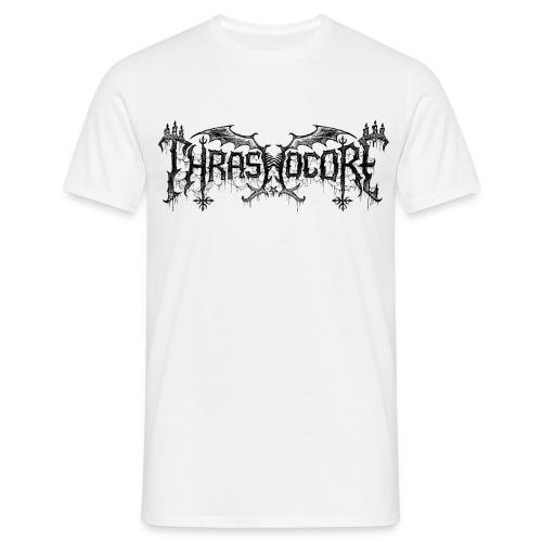 Thrashocore_MOYEN_Noir - T-shirt Homme