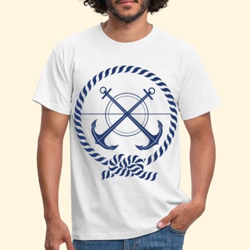 Ancoras - Men's T-Shirt