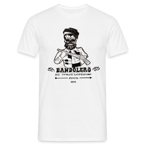 BANDOLERO BY JORGE LOPESINO - Camiseta hombre