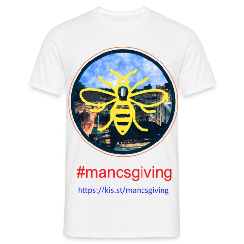 mancshirt2 png - Men's T-Shirt