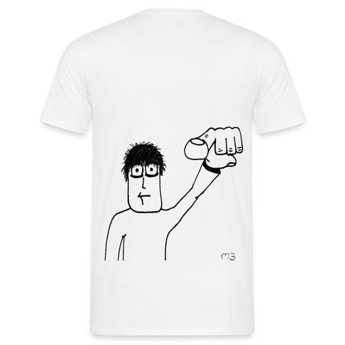 don t go to sweden copy2 copy png - Herre-T-shirt
