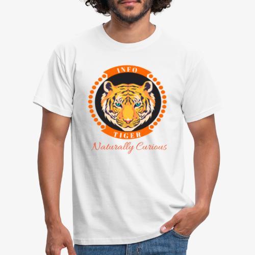 Info Tiger - Men's T-Shirt