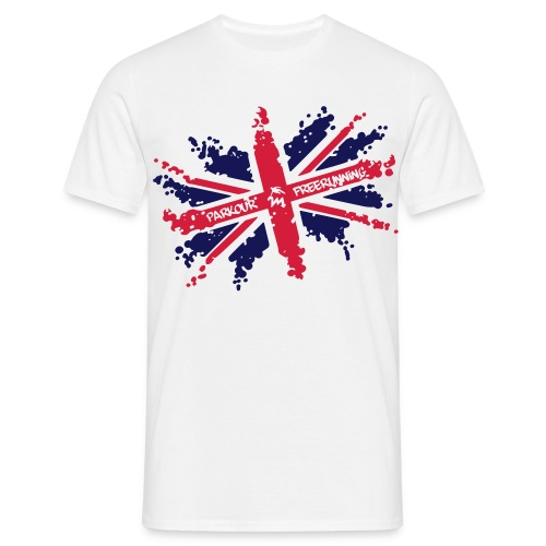 unionjack - Männer T-Shirt