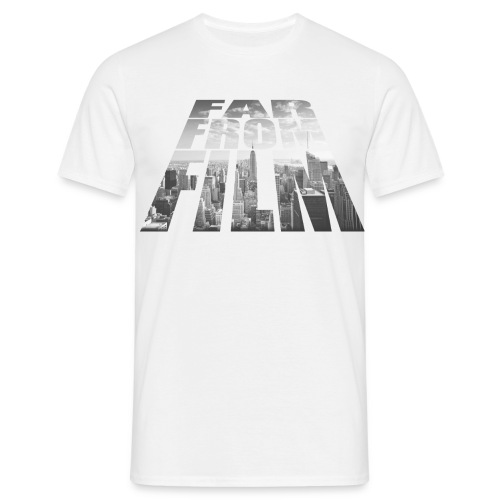 Far from Film NYC - Men's T-Shirt