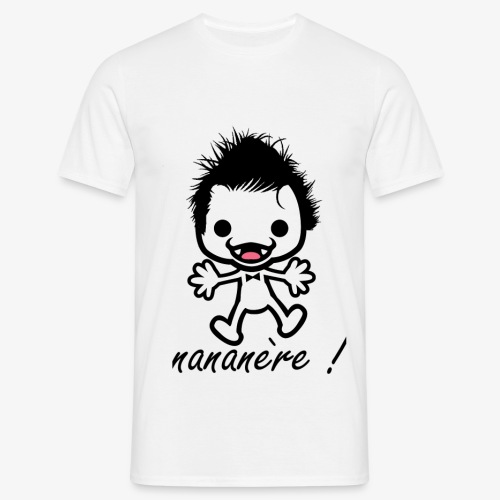 nananére png - T-shirt Homme