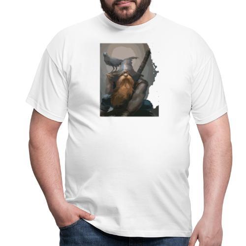 gárgola fantasía - Camiseta hombre