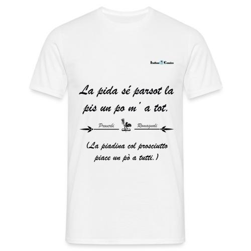 Piada - Maglietta da uomo
