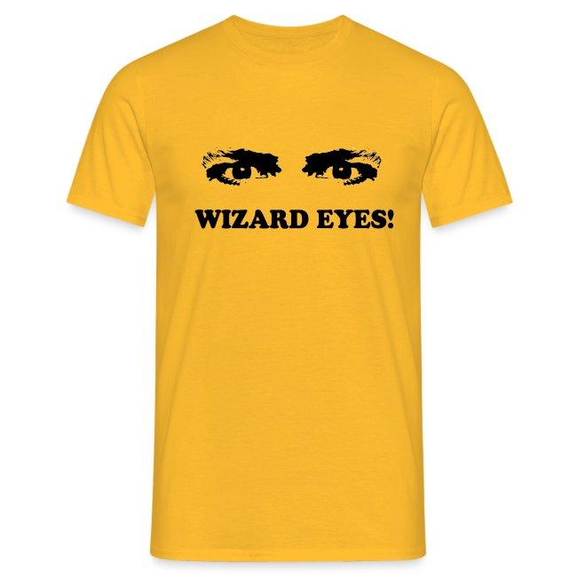 wizard eyes black