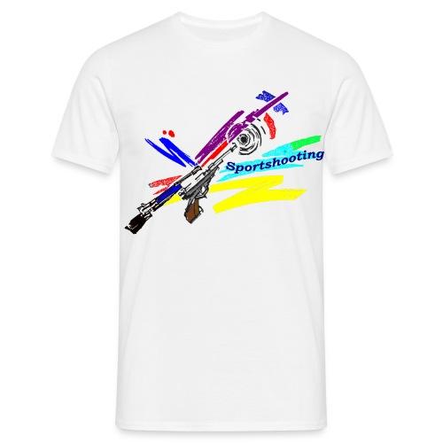 sportshooting neufrei - Männer T-Shirt