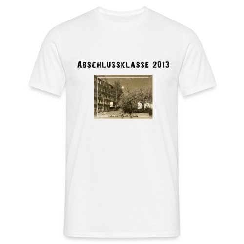 motiv abschlussklasse 2013 2 - Männer T-Shirt