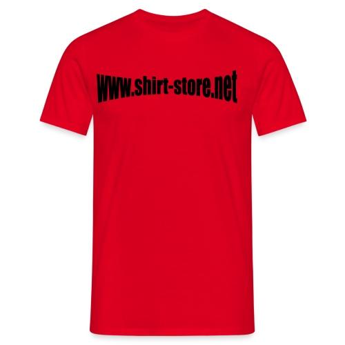 shirtstorenet - Männer T-Shirt