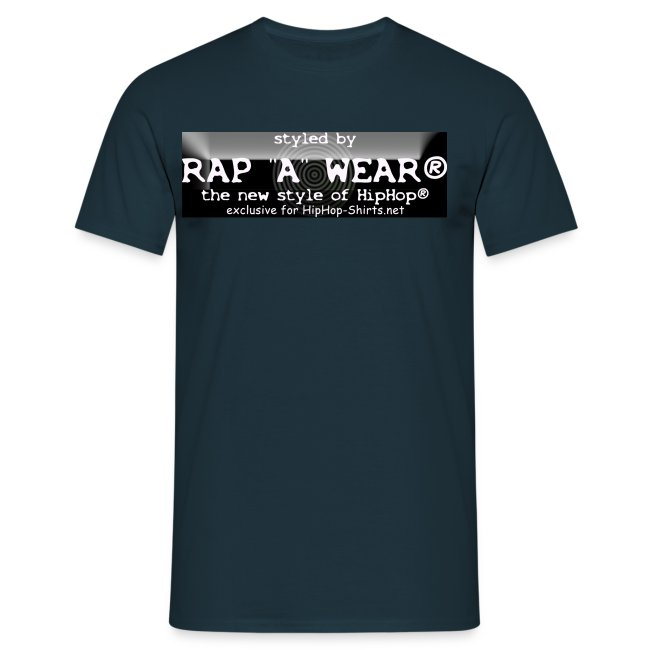 RAP A WEAR BLACK WHITE