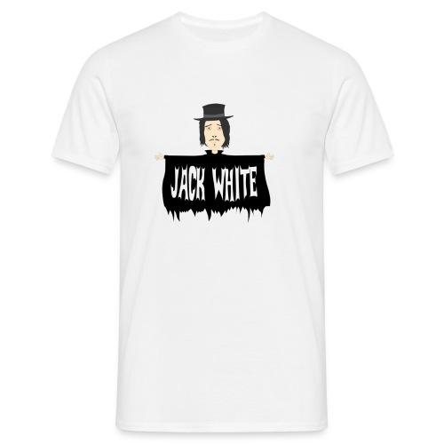 jwhite logo - Men's T-Shirt