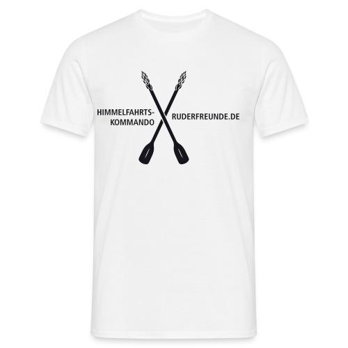 ruderfreunde02 - Männer T-Shirt
