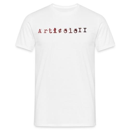 Articolo 11 - Maglietta da uomo