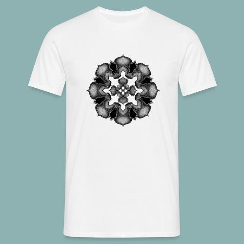 Mandala - Männer T-Shirt