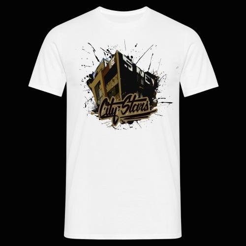 City Stars SNE Crew - Männer T-Shirt