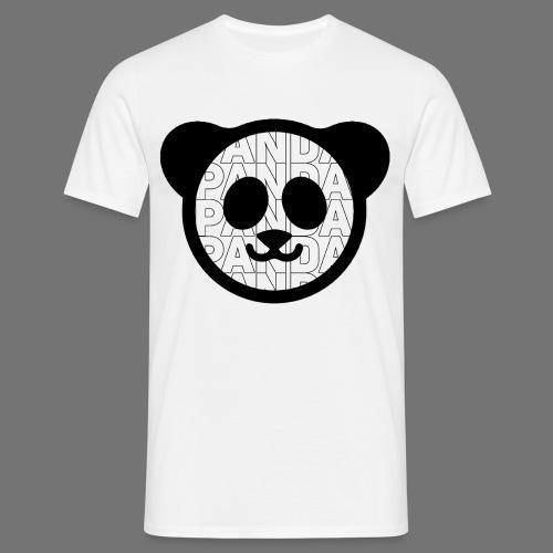 Panda Design - Men's T-Shirt