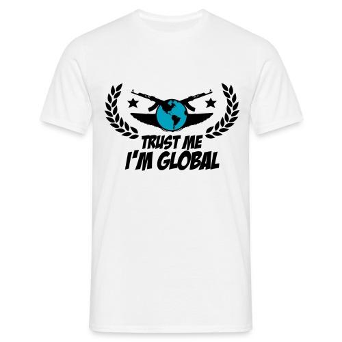17970 2CIM Global - Men's T-Shirt