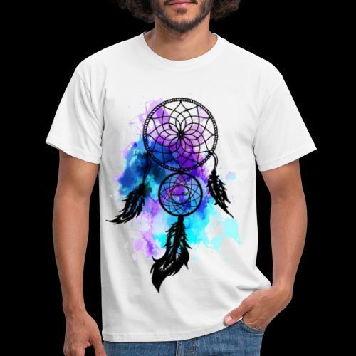 dreamcatcher2 png - Männer T-Shirt