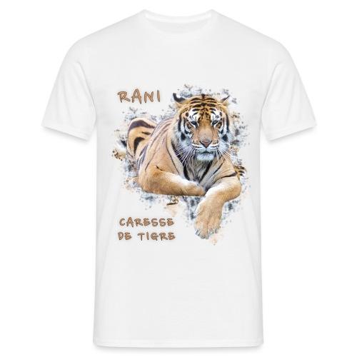 Rani portrait - T-shirt Homme