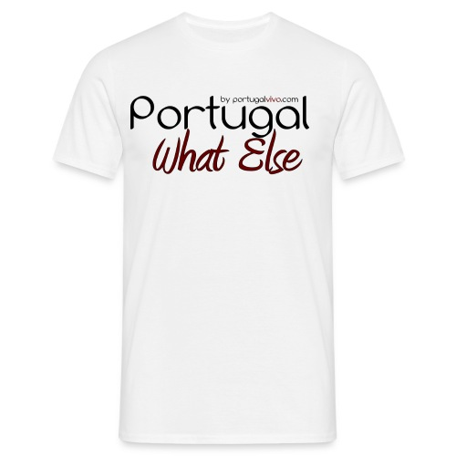 What Else - T-shirt Homme