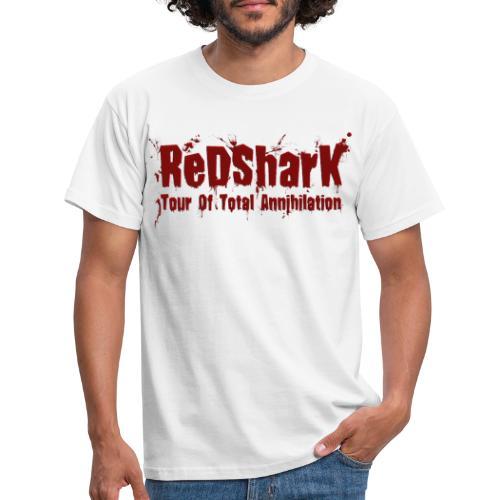 ReDSharK T-Shirt #1 - Männer T-Shirt