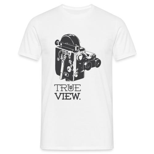 true view - Koszulka męska