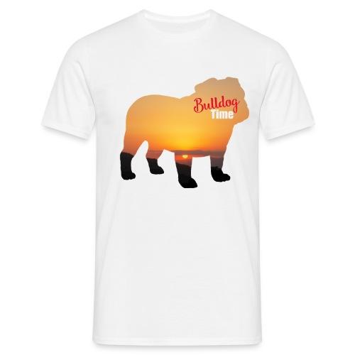 Bulldog Summer Time - Camiseta hombre
