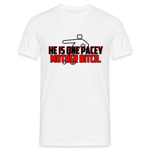 Pacey Mother Bitch Logo 3 png - Men's T-Shirt