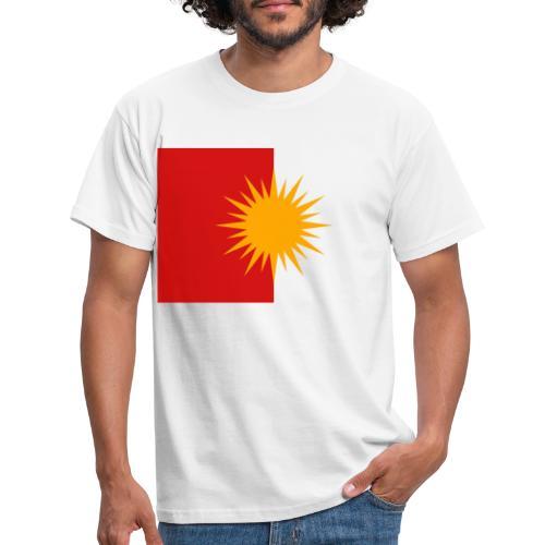 Yeziden T-Shirt Ezidi,Shingal,Şingal - Männer T-Shirt