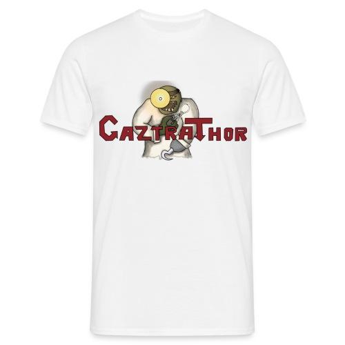 CaztraThor logga png - T-shirt herr