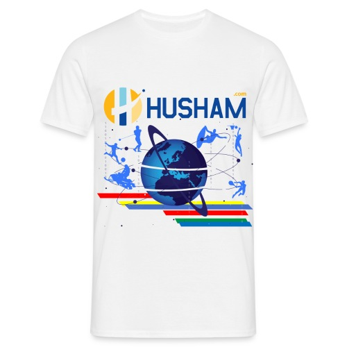 Husham.cm - Men's T-Shirt