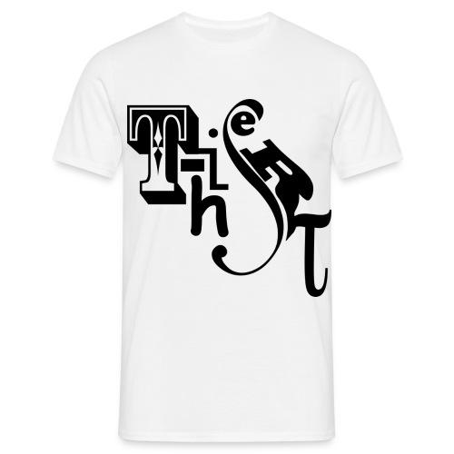 T-hisert - T-shirt herr
