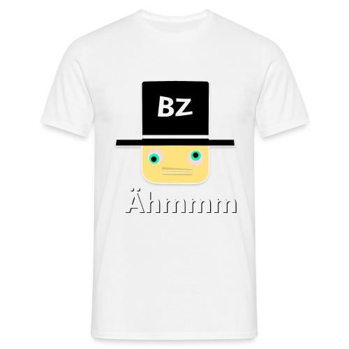 Bz // Ähmm - Männer T-Shirt