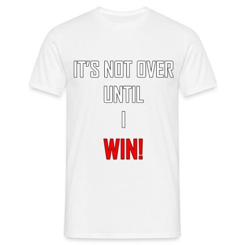 win 2 - Men's T-Shirt